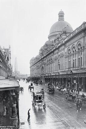 The Queen Victoria Building, ca. 1905