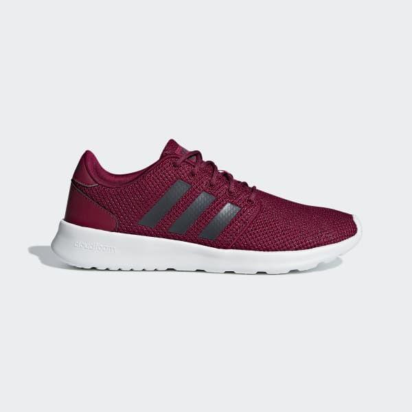 adidas Cloudfoam QT Racer Shoes - Red