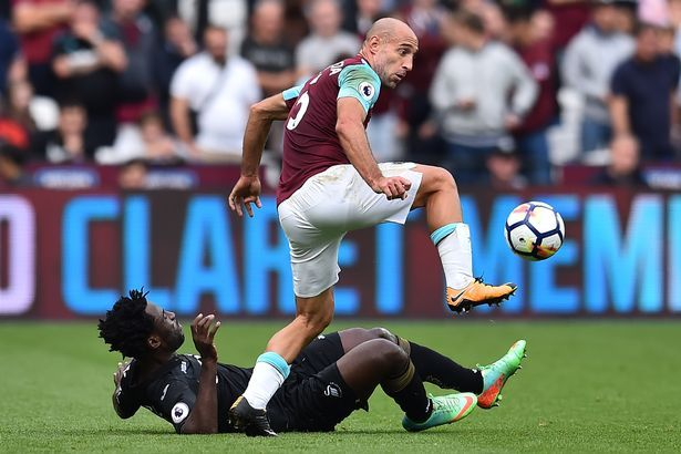 Pablo Zabaleta is achieving hero status at West Ham but his influence runs far deeper - football.london