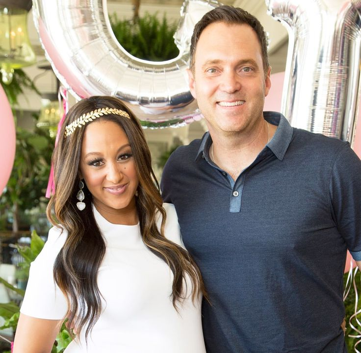 Tamera Mowry Welcomes Second Child With Husband Adam Housley - Us Weekly