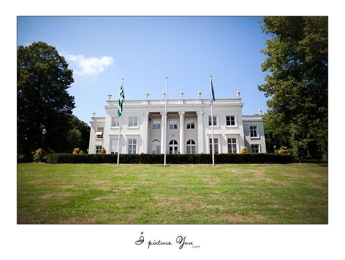 Gemeentehuis Bloemendaal, The Netherlands.
