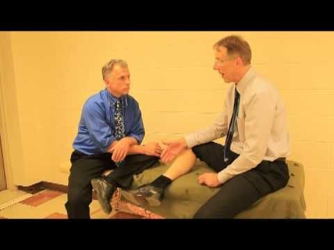 The Top Self-Treatment for Calf Injury (Calf Pain or Calf Strain). - YouTube