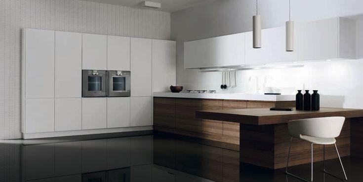 Cocinas minimalistas the image kid has it for Muebles minimalistas
