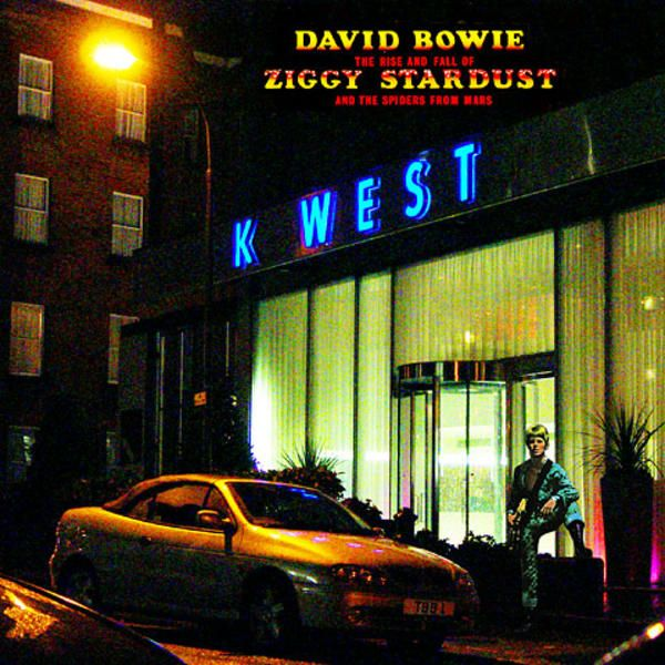 Ziggy Stardust 35th Anniversary Cover Contest - David Bowie Latest News