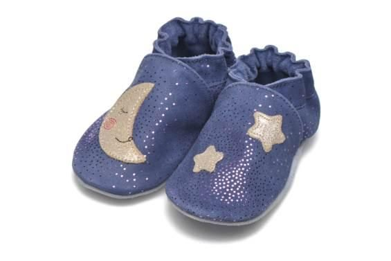 Chaussons Moon Light Robeez vue 3/4