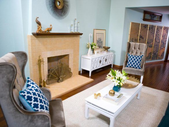 Living Room Stylish Photos Hgtv Hollywood Regency Prepare Sofa Creations Loveseat Sleepers Vancouver