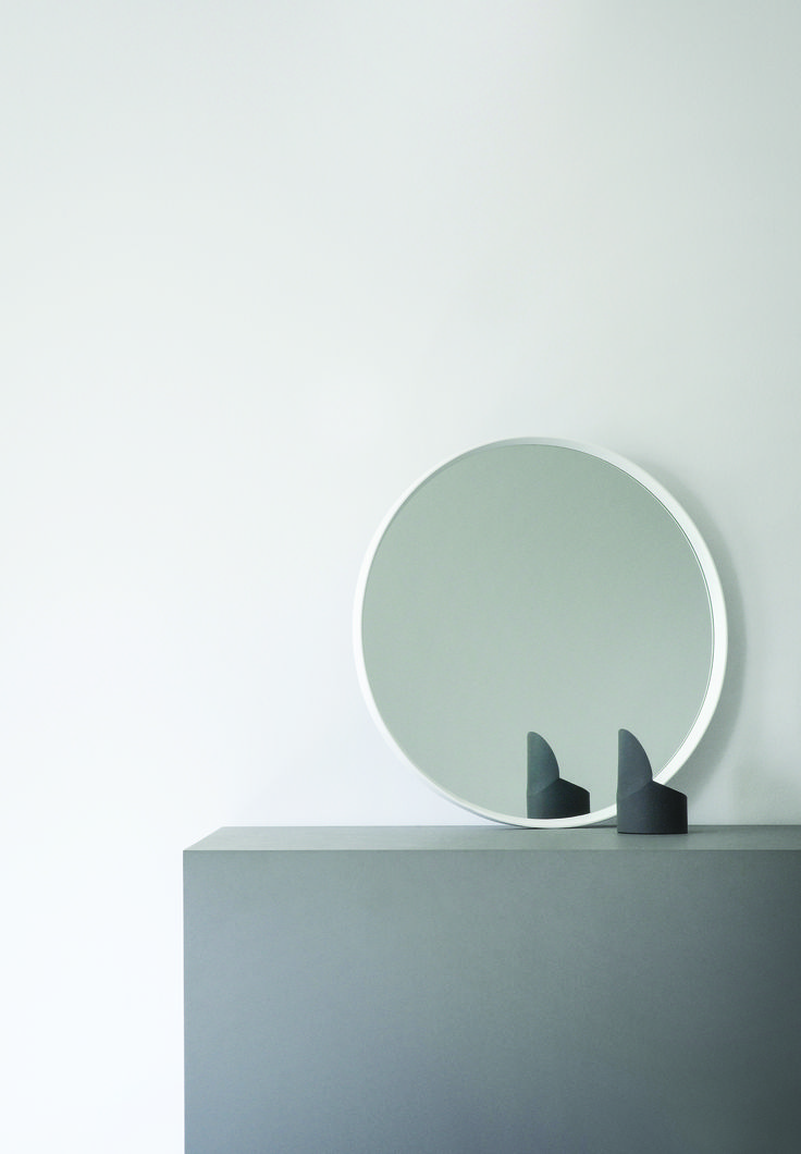 Norm Wall Mirror by Norm Architects.