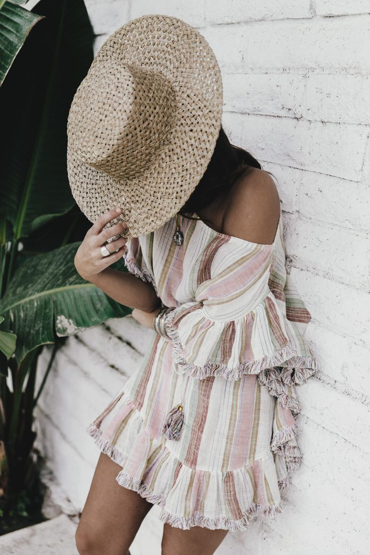 Un vestido playero