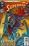 #9: Adventures of Superman #625 VF/NM ; DC comic book