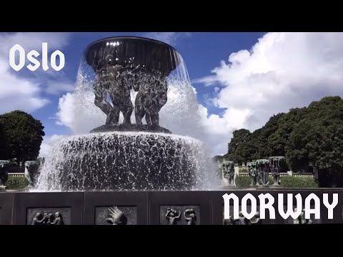 Oslo sightseeing (summer 2016) - YouTube