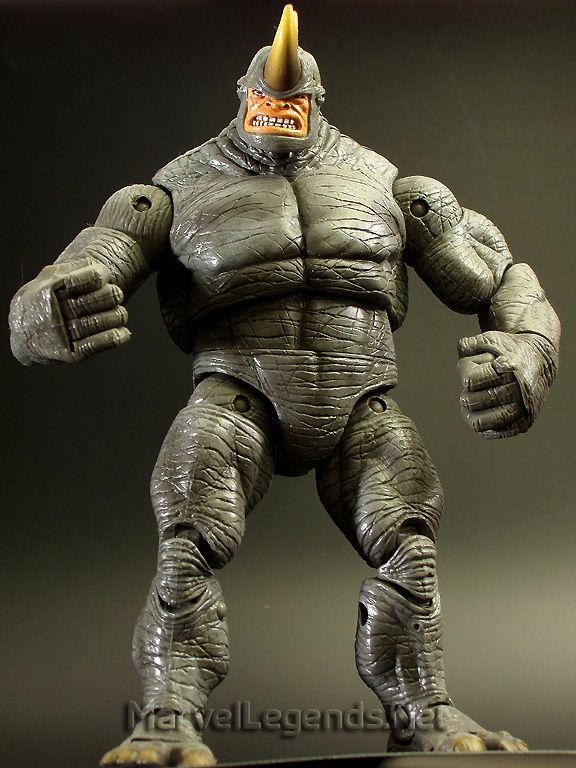 Marvel Legends Spider-Man vs The Fearsome Foes Gift Set Rhino // Pinned by: Marvelicious Toys - The Marvel Universe Toy & Collectibles Podcast [ m a r v e l i c i o u s t o y s . c o m ]