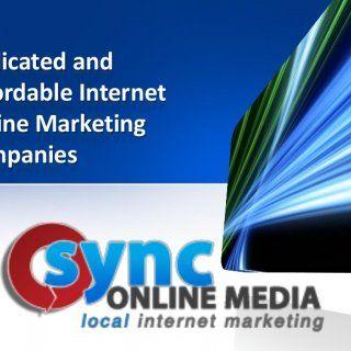 Dedicated andAffordable InternetOnline MarketingCompanies   Dedicated and Affordable Internet Online MarketingCompanies• Internet marketing is crucial par. http://slidehot.com/resources/dedicated-and-affordable-internet-online-marketing-companies.62062/