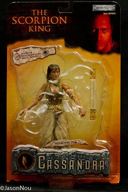 Kelly Hu - Cassandra, The Scorpion King (A) by NouType, via Flickr