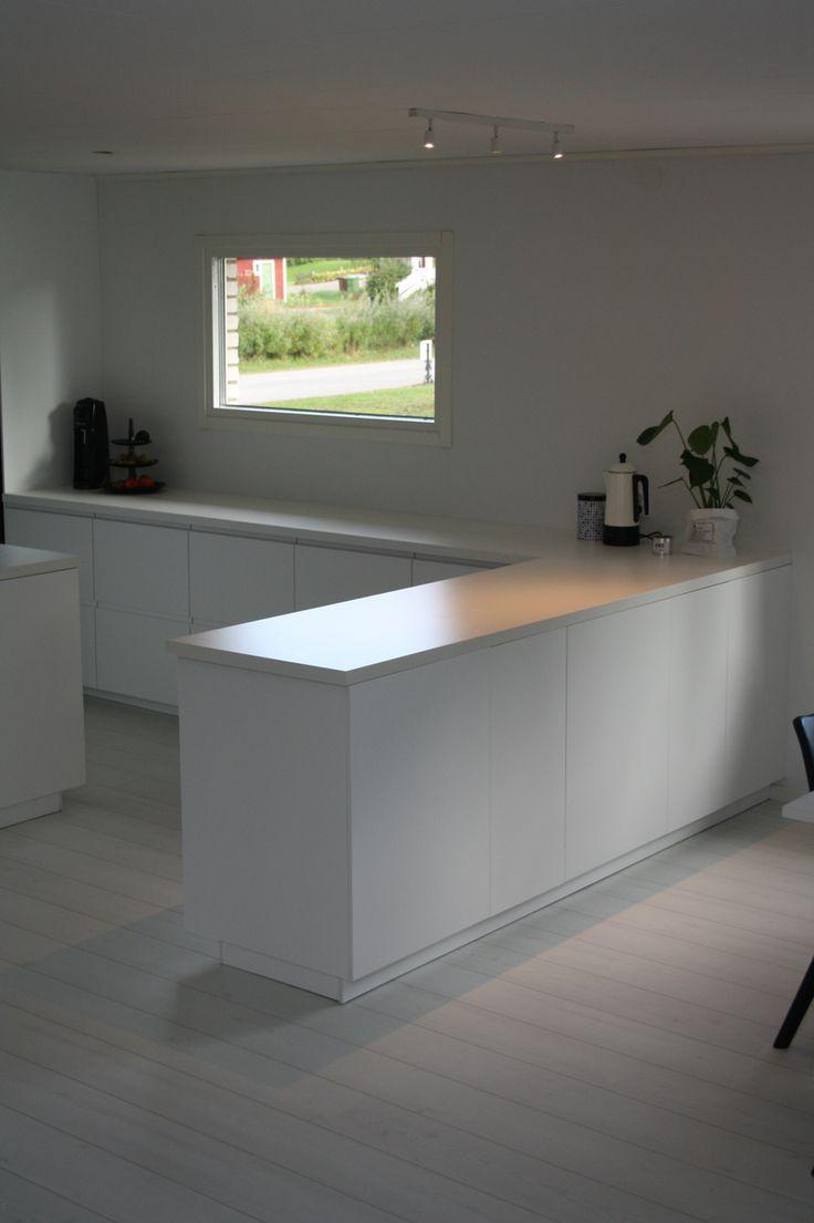 Ikea Voxtorp Köksfördelning Küche Minimalistische Küche