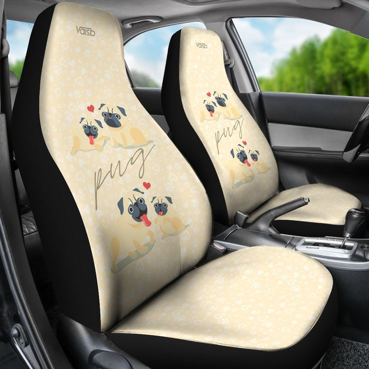 The 8 best Pug car seat covers images on Pinterest | Fawn pug, Pug