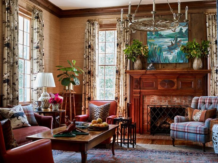 Style Profile James Farmer Home Decor Styles Country
