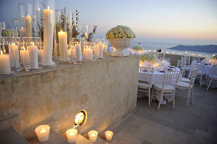 Venue of the Week - The Maltese Boutique Hotel in Santorini