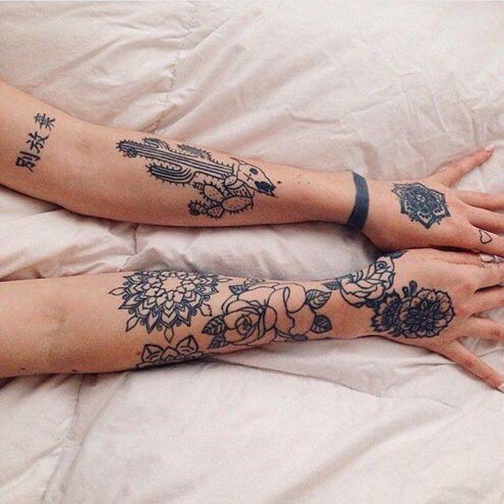 25+ Best Ideas About Desert Tattoo On Pinterest