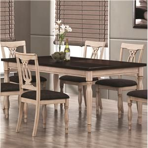 Attractive The Camille Dining Collection Is Perfect If Youu0027re Looking For Furniture  Thatu0027s Traditionally Minded