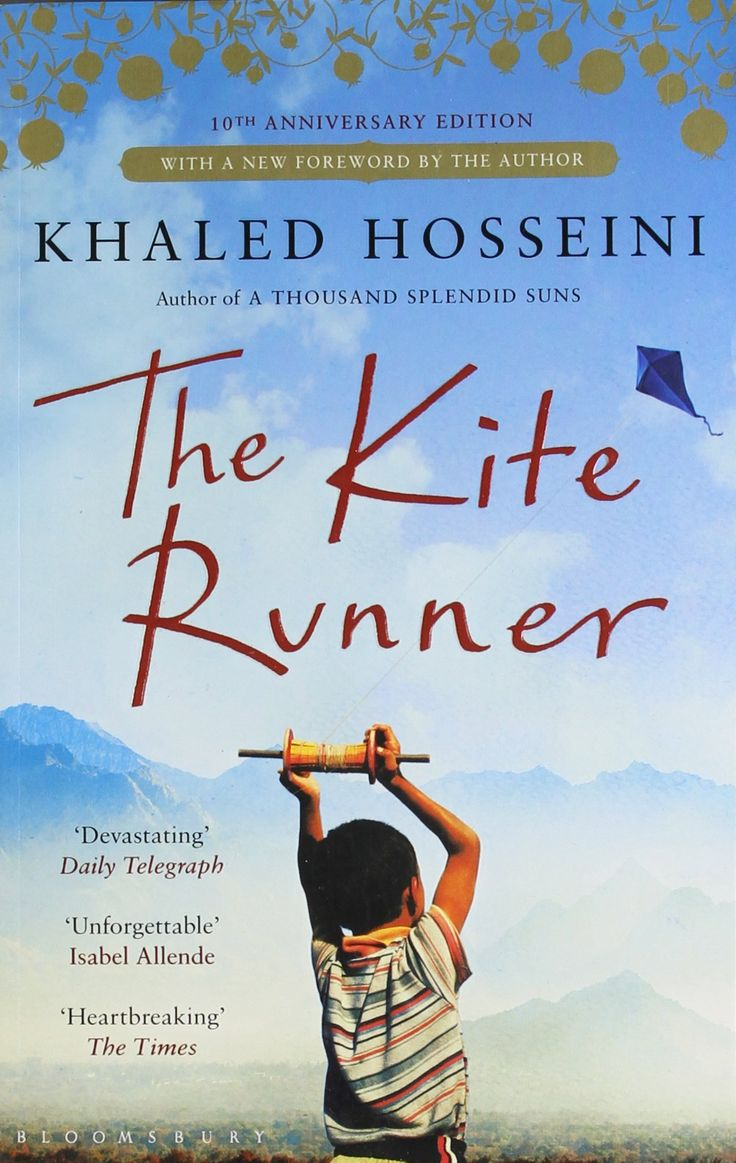 148 best famous literature images on pinterest books to read booktopia has the kite runner tenth anniversary edition by khaled hosseini buy a discounted paperback of the kite runner online from australias leading fandeluxe Gallery