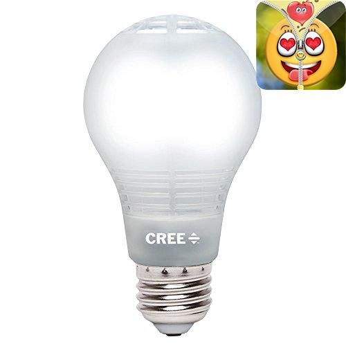 #bestdeal The new energy star qualified #Cree led bulb is a better led bulb. Unlike many cheap led bulbs, it looks and lights like a light bulb with true omnidir...