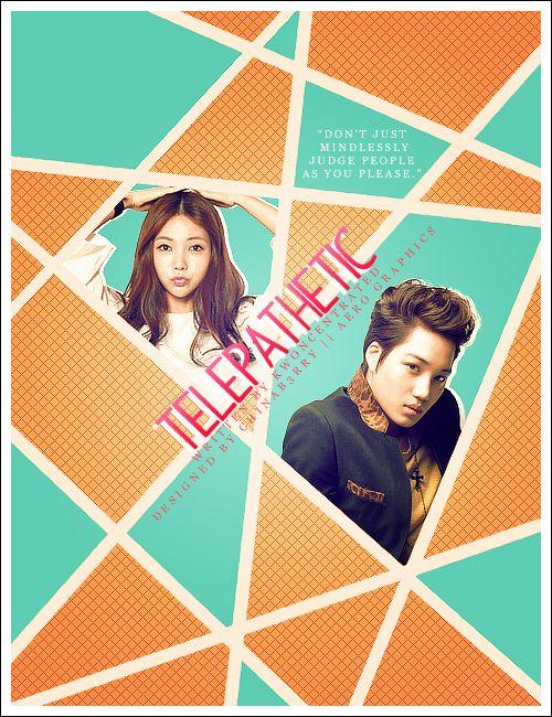 Telepathetic - drama fluff romcom originalcharacter exo kai kaixoc - Park Jinhee (OC) | Kim Jongin - Asianfanfics
