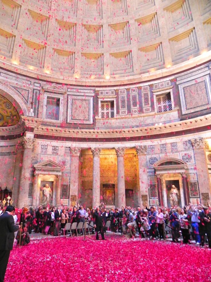 pentecost mass vatican 2015