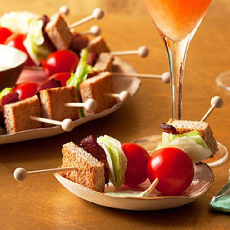 Fast Holiday Party Starters | Rachael Ray Every Day