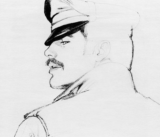 Formatteppiche-Designerteppiche | Teppiche | Tom of Finland. Check it out on Architonic