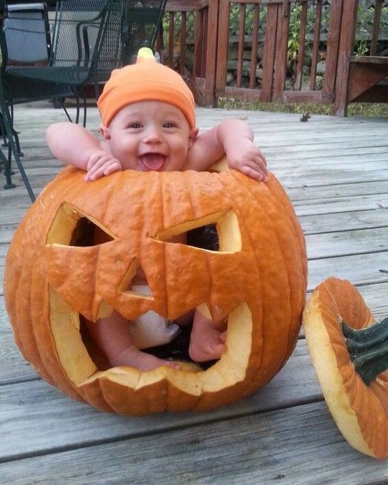 Babies First Halloween - Baby Must Do
