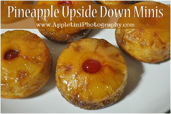 ... Pineapple upside cake, Picket fences and Pineapple upside down cake