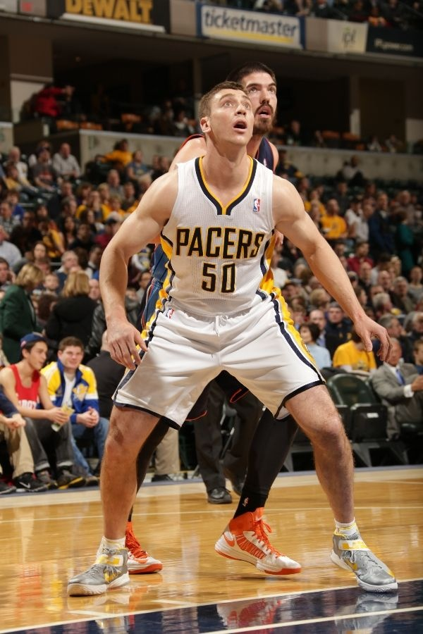 Tyler Hansbrough, Indiana Pacers