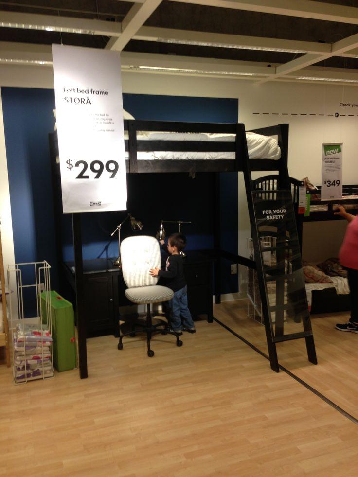 1000 Images About Loft Bed On Pinterest Loft Beds Ikea