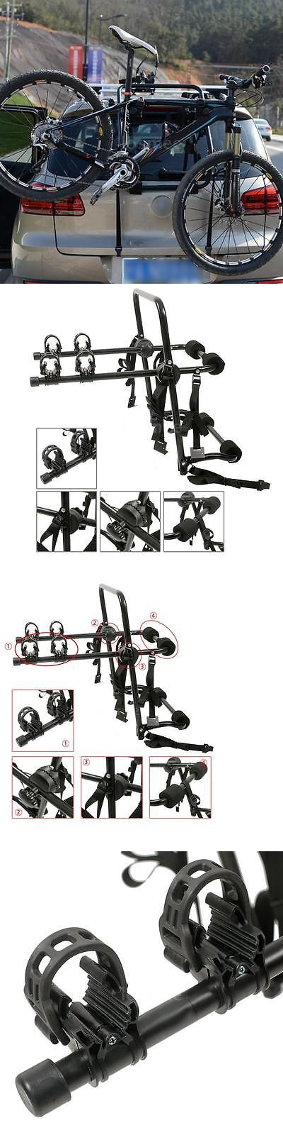 Car and Truck Racks 177849: Bike Trunk-Mount Hatchback Suv Or Car Sport Bicycle Cycling Carrier Rack Hm Q8k2 -> BUY IT NOW ONLY: $37.7 on eBay!