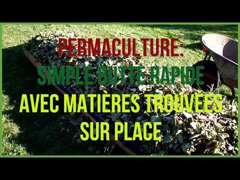 50 best garden permaculture buttes sans travail du sol images on pinterest permaculture. Black Bedroom Furniture Sets. Home Design Ideas