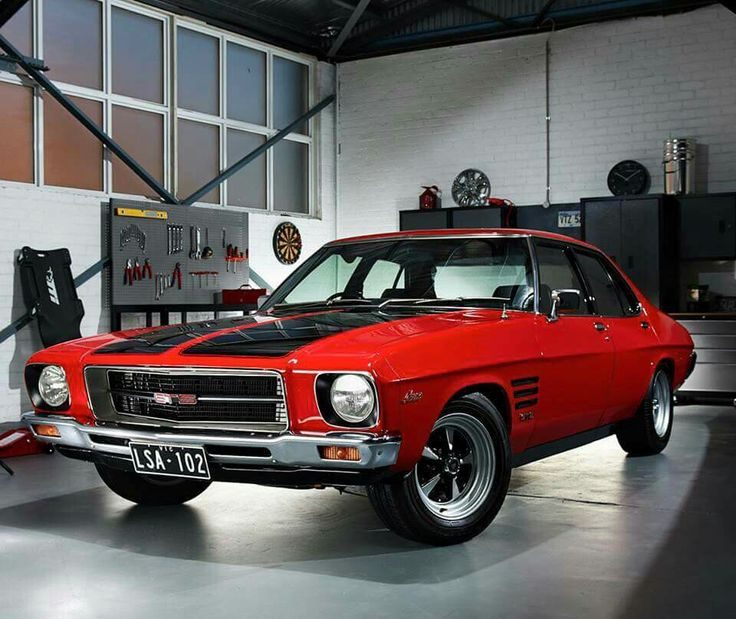 Classic holden GTS