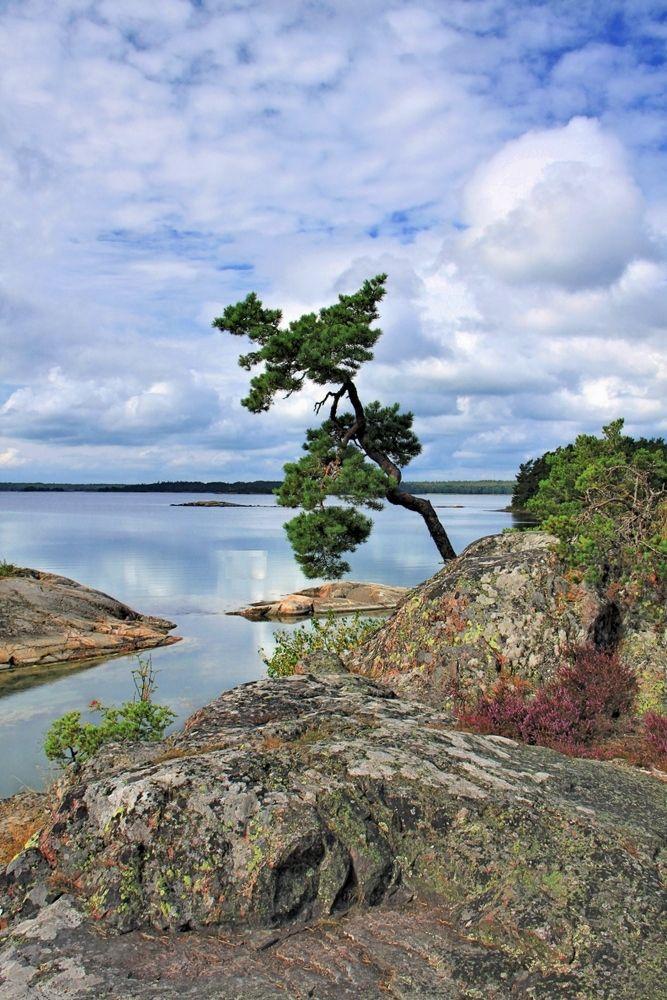 Naturreservat Stendörren, Studsvik, Sweden
