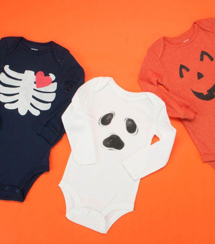 babys first halloween diy halloween onesie - Baby First Halloween