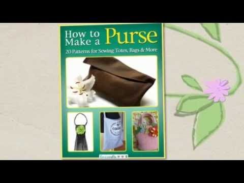 how to make a tote bag no sewing machine