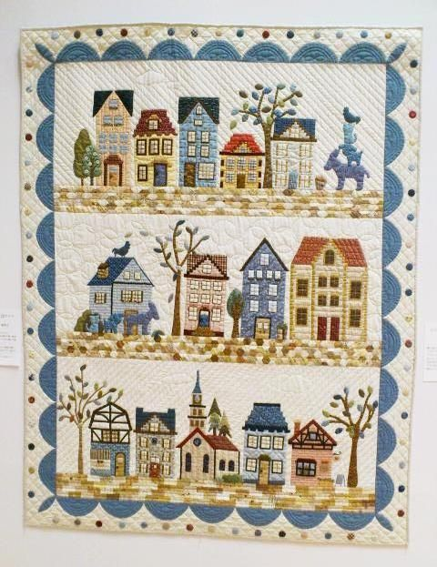 CRIB QUILT: Welcome to our Exhibition at Hankyu Umeda Main Store in Osaka