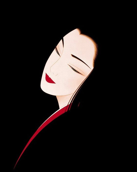 noonesnemesis:Heroine. artwork from Ichiro Tsuruta  http://felixinclusis.tumblr.com/post/34706630857/noonesnemesis-heroine-ichiro-tsuruta