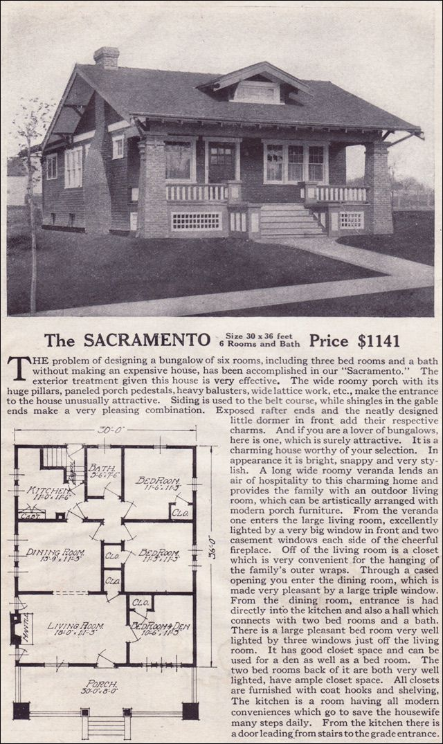17 best images about vintage house plans 1910s on for California craftsman house plans