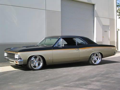 Foose 1966 Chevelle