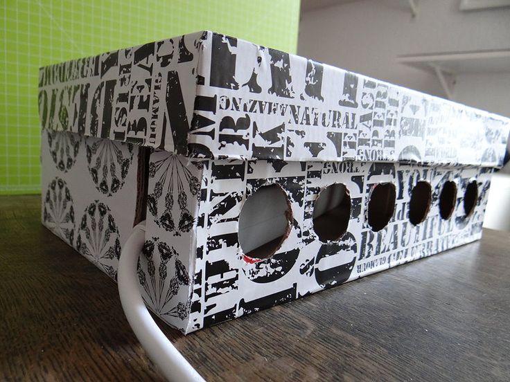 die besten 25 kabel verstecken ideen auf pinterest. Black Bedroom Furniture Sets. Home Design Ideas