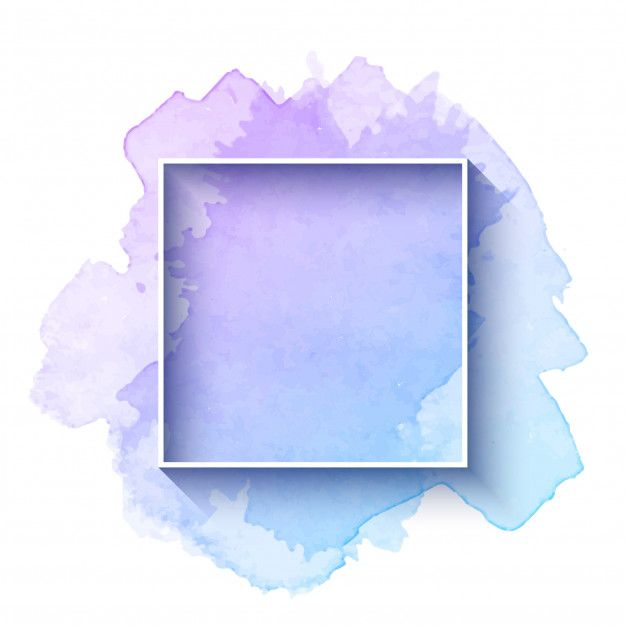Download Beautiful Watercolor Frame For Free In 2020 Watercolor