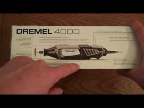 Dremel 4000 Review Part 1