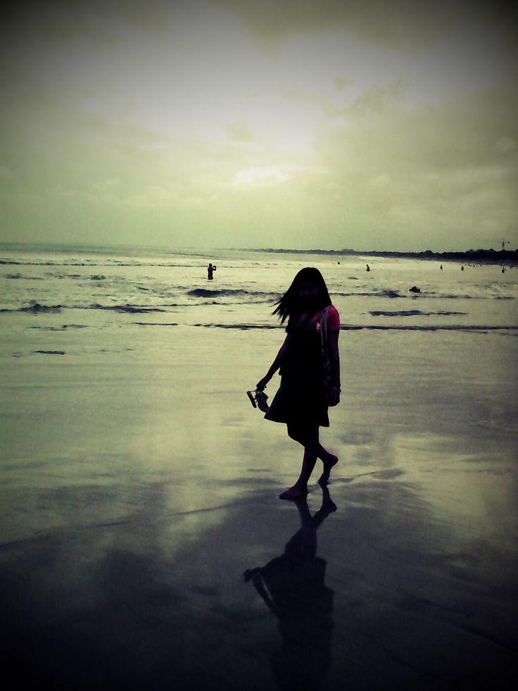 #TBT #Beach #Kuta #Bali