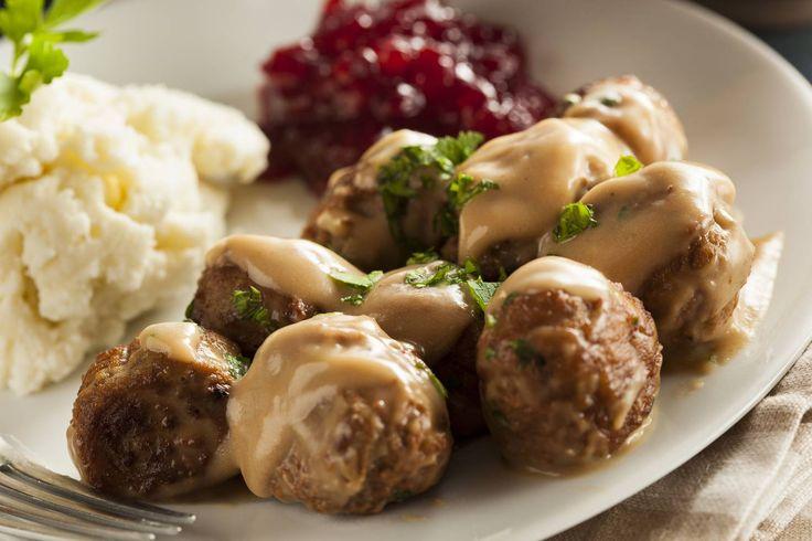 Itt a titkos recept: így készül az igazi svéd húsgolyó