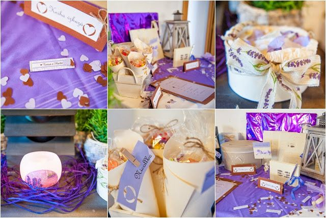 LAVENDER party