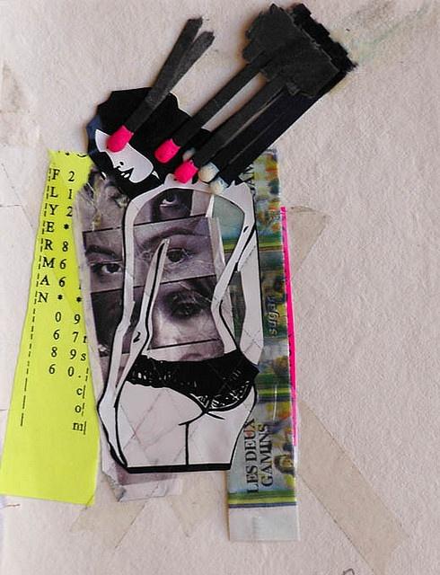 Caroline Valansi  LOVE THIS!!!!Caroline Valansi, Art Stuff, Journals Collage, Art Journals, Gray Bucks